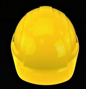 Honeywell Safety 50127388 002 y North Zone Cap Style Hard Hat Shell Only Yellow