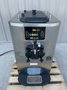 Taylor Crown C707 27 Air Cooled Soft Serve Ice Cream Machine Single 1 Phase 2018