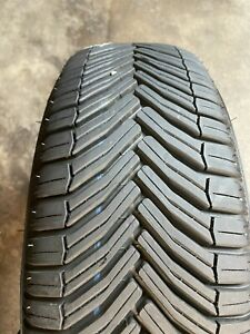 Set Of 2 Used 195 65r15 Michelin Crossclimate 95v 9 32 No Repairs