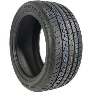 2 Tires General G Max As 05 245 50r17 Zr 99w A S High Performance