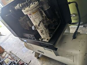 Ingersoll rand Ep 15 Rotary Screw Compressor Tank Mounted
