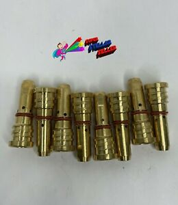 Lot Of 8 Welding Gas Diffuser Lincoln Parts 450a 550a Magnum Pro Kp2747 1