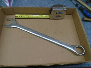 Craftsman Professional 30 Mm 12 Point Combination Wrench No 44973