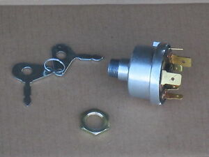 Ignition Start Switch For Case 1190 1194 1200 1210 1290 1294 1390 1394 1410 1412