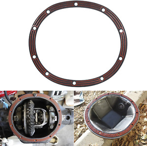 D035 Differential Cover Gasket Rubber Coated Steel Core For Dana 35 Axles
