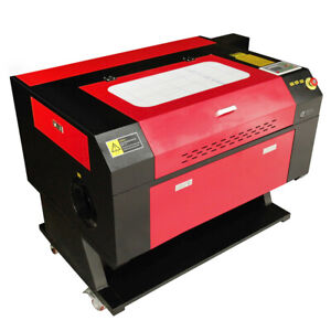 80w Co2 Laser Cutter Engraver Cutting Engraving Machine Red Dot Lasercad 20x28