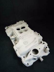 Rare Offenhauser Big Block Chevy 427 454 Intake Dual Port Oval Flawless 6045 Dp