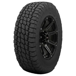 4 P255 70r17 Nitto Terra Grappler At 110s Sl 4 Ply Bsw Tires