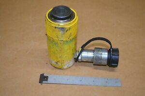Enerpac Rc102 General Purpose Industry Standard Single Acting Hydraulic Cylinder