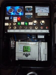 Allen Bradley Plc Trainer Training Analog Out in Micrologix 1762 if2of2