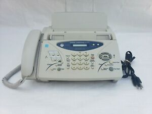 Brother Intellifax 885mc Plain Paper Fax Machine With Message Center And Copier