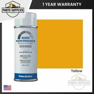 Yellow Spray Paint For Caterpillar Forklift High Performance Touch Up