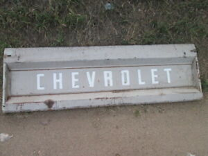 1960 1966 Chevrolet Truck Tailgate Oem Local Pick Up