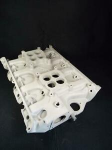 Rare Weiand Wfm2q Say Why And Ford Fe Dual Quad 2x4 390 427 428 Intake Flawlss