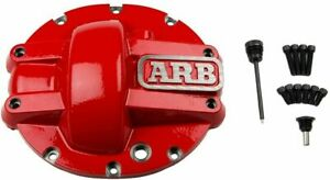 Arb 0750005 Rear Differential Cover For Chrysler 8 25 Jeep Grand Cherokee Axles