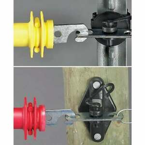 Dare Wood T post Electric Fence Gate Kit 6 piece 3230