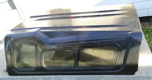 2001 2002 Chevy S10 Century Camper Shell Truck Topper Bed Cap Box Cap 551270