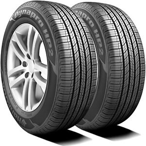 2 Tires Hankook Dynapro Hp2 26560r17 108v As Performance Fits 26560r17