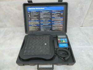 Blue Point Act120a Electronic Refrigerant Scale