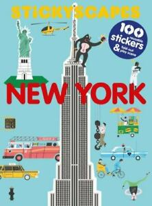 Stickyscapes: New York Magma for Laurence King $6.03