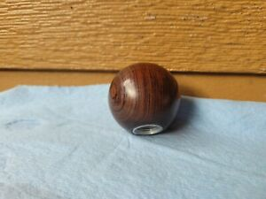 Vintage Wood Shifter Knob Ford Chevy Dodge Hot Rod