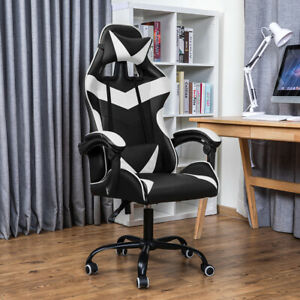 Executive Office Chair High Back Gaming Chair Swivel Computer Desk Seat