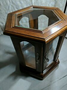 Mersman Side End Accent Table With Door