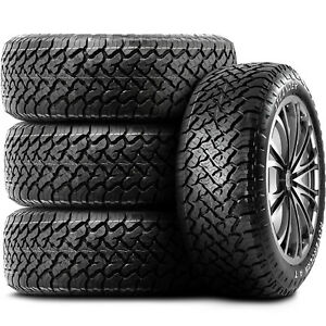 4 New Atlander Roverclaw A T Lt 305 55r20 Load E 10 Ply At All Terrain Tires