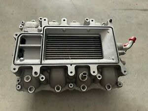 Ford Mustang F 150 5 0 Coyote Tvs Roush Supercharger Intake Manifold 2011 2021