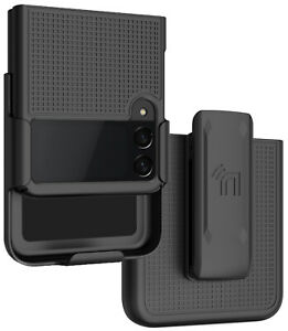 Hard Case Cover and Belt Clip Holster Combo for Samsung Galaxy Z Flip 3 5G Flip3 $24.95