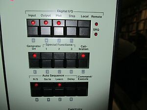 Bruel Kjaer Type 2123 Real time Frequency Analyzer