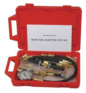 Lisle Tools 58600 Basic Fuel Injection Test Set