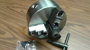6 3 jaw Self centering Lathe Chucks Top bottom Reversible 3 0603f0 New