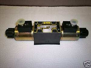 Parker Model D1vw020dnjdlmj5 24vdc Hydraulic Valve New