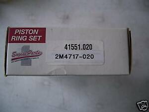 Ford 3 8 Supercharged Mustang Tbird Rings 41551 020