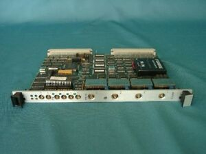 Alphi Technology Ad42m Vme Data Acquisition Module