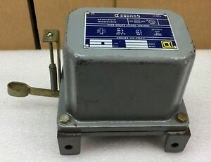 Square D Model 9038aw1 Level Control Float Switch 9038aw 1 New Condition No Box
