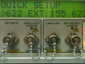 Tektronix St2400 Sdh sonet Set With Option