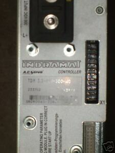 Indramat Servo Drive From Weeke Bp12 Optimat