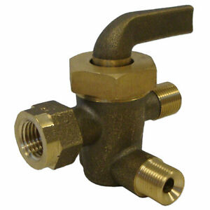 3 Way Valve Ar B Br G Brass John Deere All Fuel