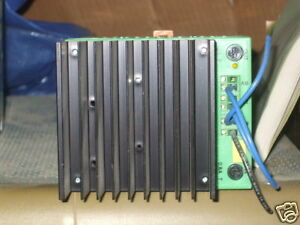 24 V Dc Power Supply From Weeke Bp12