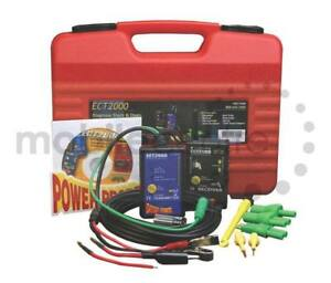 Power Probe Wire Tracer Short Circuit Tester Fault Finder Ect2000