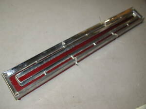 Lincoln Continental Tail Light 1966 1967