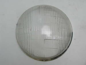 Riteway Headlamp Corcoran Brown Headlight Lamp Glass