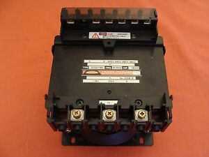 Nos Center Transformer Aihara Electric Co Type 4ysa 750va 50 60 Hz 120v S