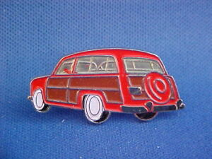 1949 1950 1951 Ford Woody Station Wagon Woodie Pin mint