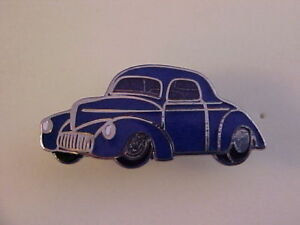 1940 1941 1942 Willys Coupe Jacket hat Pin Collectible