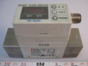 Smc 3 8 2 16l m Flow Switch For Water Pfw720 03 67 q