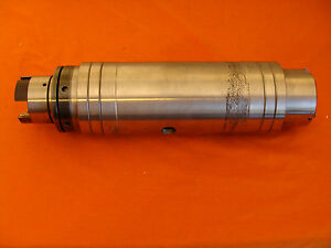 New Old Stock Stama Spindle 600 001 108 3 For Stama 340 Bt40 Or Cat 40