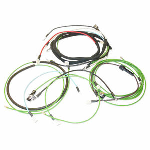 John Deere New Wiring Harness Jd M Mi Mc Mt 818